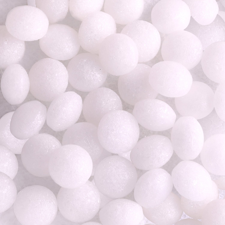 Supply Guru Old Fashioned Original Moth Balls 15 oz. (425 grams) Repellent Closet Clothes Protector, No Clinging Odor, kills Clothes Moths, eggs, larvae, and Carpet Beetles