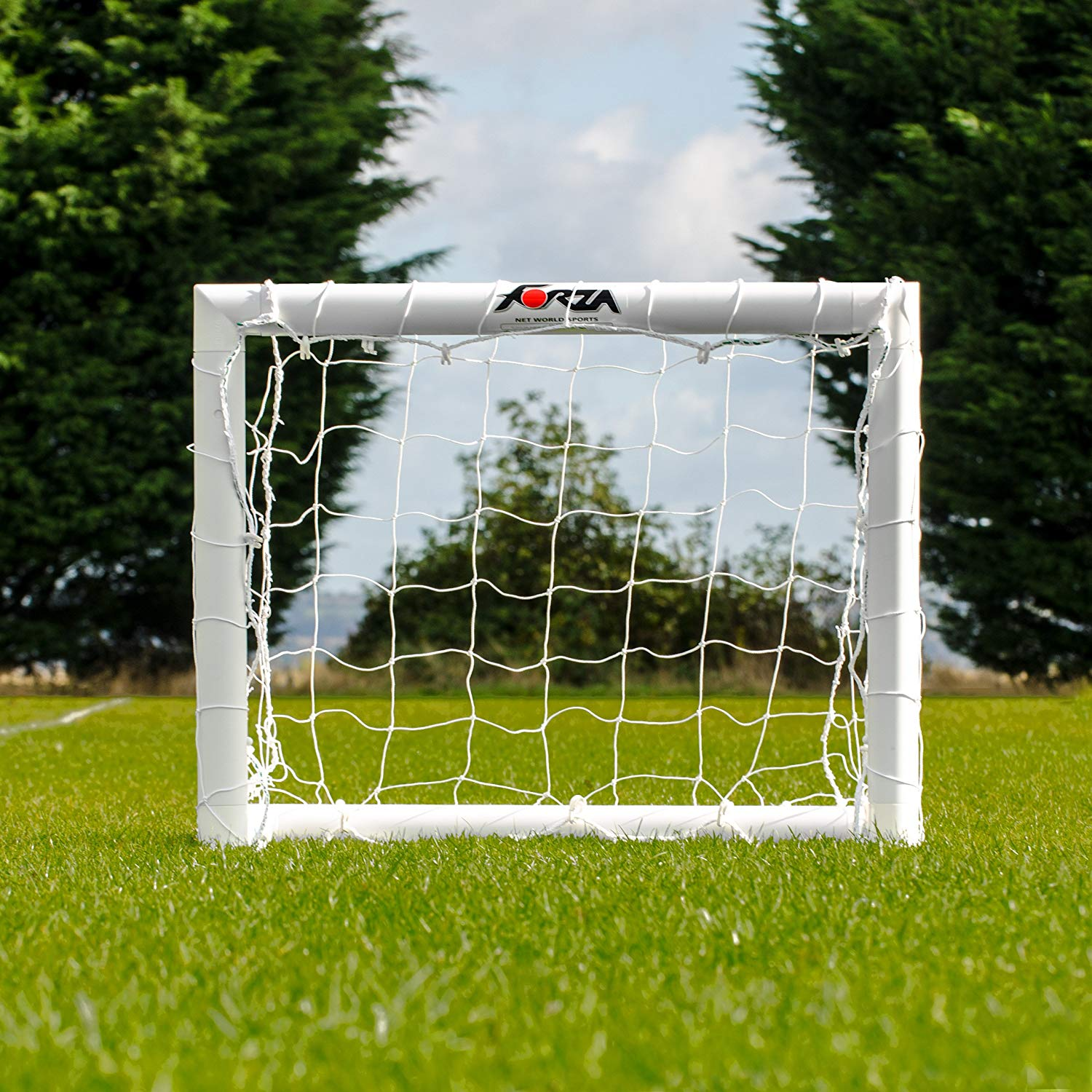 Get Quotations · FORZA Kids Soccer Goal  Huge 75% Deep Discount SALE!  eb8f5de088af