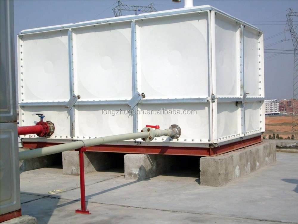 Overhead Water Tank,Frp Water Storage Tanks Type,Glass Fiber Tanks ...