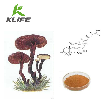 100% Pure Natural Chinese Herbal Lingzhi Extract/Red Reishi Mushroom 10% Polysaccharide