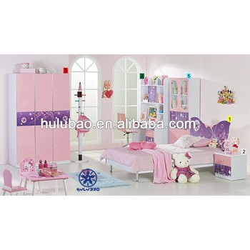 Modern Girls Bedroom Furniture Sets With Cartoon Character Picture  Design#b920 - Buy Modern Furniture,Girls Bedroom Furniture,Bedroom  Furniture ...