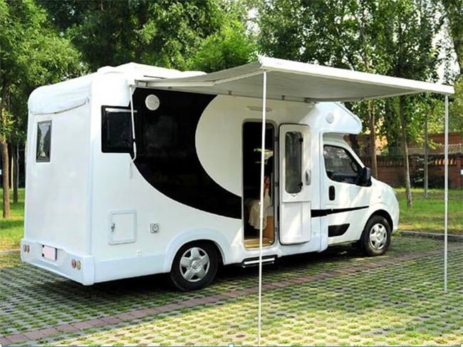2017 Hot Sale High Quality I Veco 2046 Rv Motorhome Truck