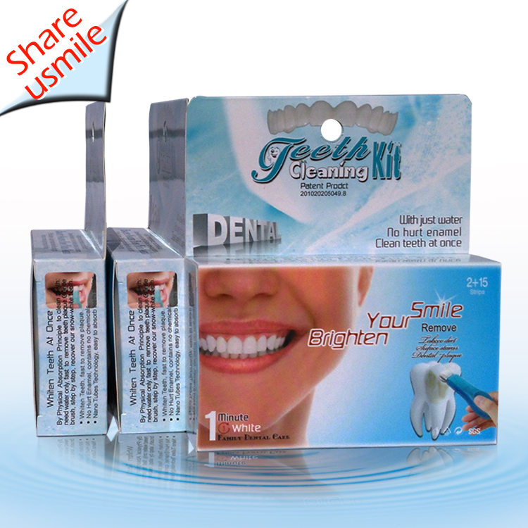 New Trend 2019 Innovation Teeth Whitening Products Kit Homes Made