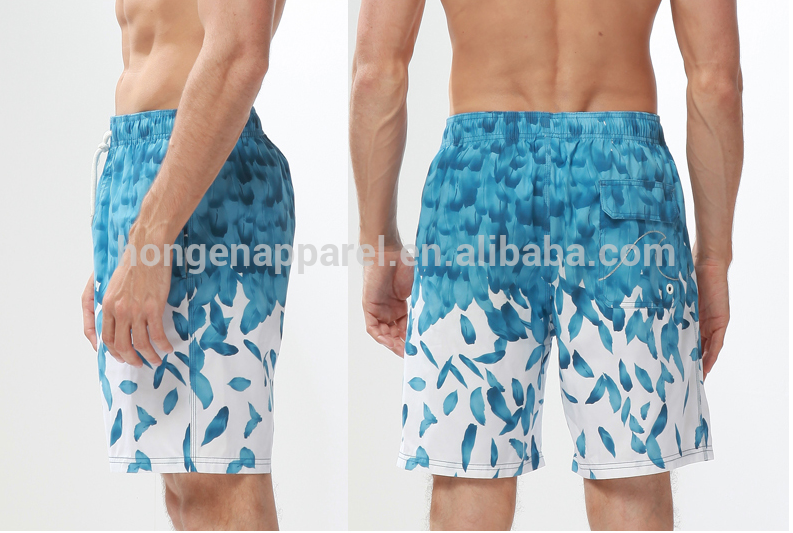 2015/2016 100% polyester Mens sexy unique floral swimwear kids swimwear fabric/best quality women muslim swimwear/beach wear