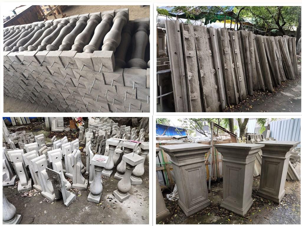 Penjualan Pabrik Panel Dinding Grc Tahan Air Tahan Lama Waktu Hidup Lama Eksterior Untuk Konstruksi Buy Grc Panel Dinding Panel Dinding Exterior Wall Panel Product On Alibaba Com Dinding grc tahan air
