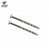 Q195 Galvanized Screw Nails Making Machine With Good Price Factory Direct Sales