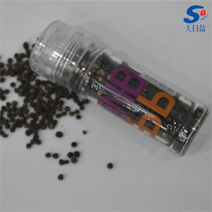 Top Quality Black pepper with grinder