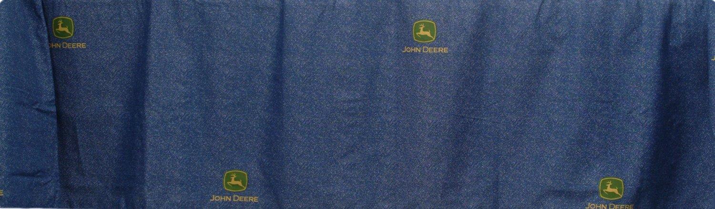 John Deere Bedding Denim Collection Bed Skirt, Twin Size