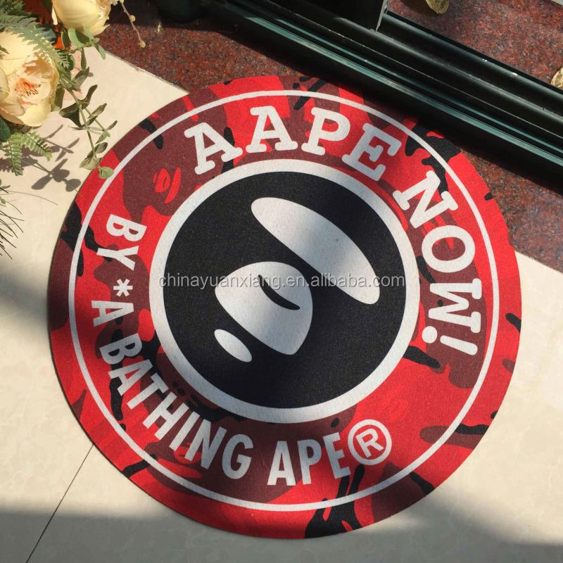 Promotional Logo Printed Carpets, for brand, sports team, event and organization
