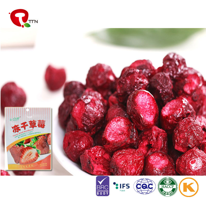TTN hot sales new fashion snacks natural frozen dried fruit vegetables chips