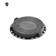 560mm circle water proof wrought iron manhole cover of ship IMCD-98