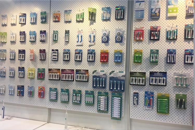 10 jaar Professionele China Vervanging Oral Opzetborstel Sonic Elektrische Tandenborstel Heads