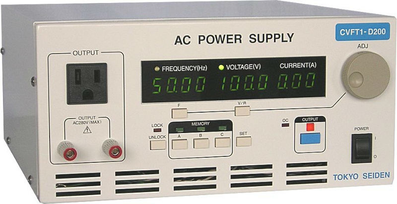 AC power supply Single phase Three phase Made in Japan, View AC power  supply, Product Details from TOKYO SEIDEN CO , LTD on Alibaba com