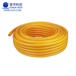 Greenland Flexible 4-layer pvc braided LPG hose for home