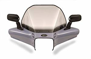 VIP-AIR 159 Honda Foreman 400 Blue Grey windshield
