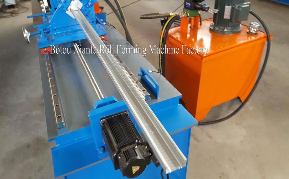 Steel Drywall Track & Stud Roll Forming Machine - Buy