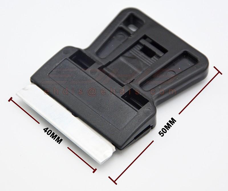 razor blade scraper tool. cn059 mini-razor blade scraper mini glass sticker removal tool razor o