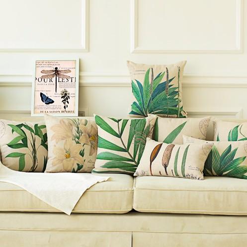 Wholesale Digital Printing Custom Size Blank Cushion Cover