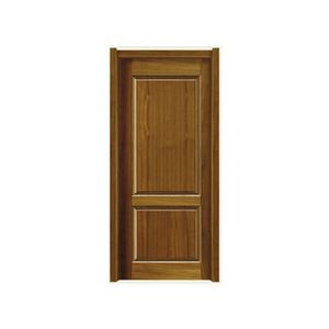 Standard size poplar plywood door skin Modern house oem design hdf laminate door skin