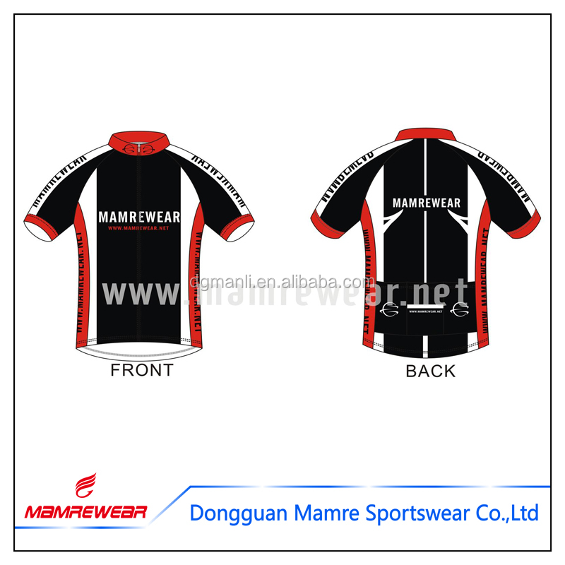 Pro cycle kits uniform custom personalised cycling t-shirts sale cycling shirts for men