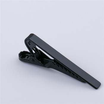 Wholesale black engraving tie clip and cufflinks sets
