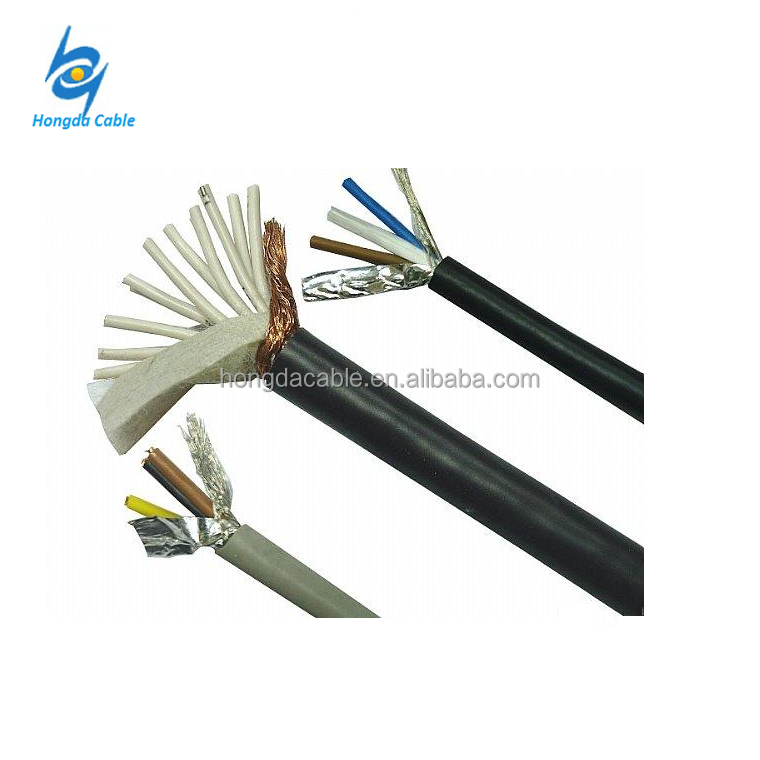 Instrument Cable With Drain Wire, Instrument Cable With Drain Wire ...