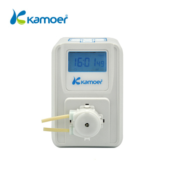 Kamoer automatic liquid dispensing machine medical dosing peristaltic pump