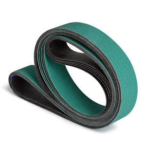 High Quality Coated Abrasive Sanding Belt For Stainless Steel