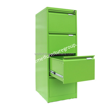 Customized Hermaco Steel Filing Cabinet Military Equipment 4 Drawer File In Stock
