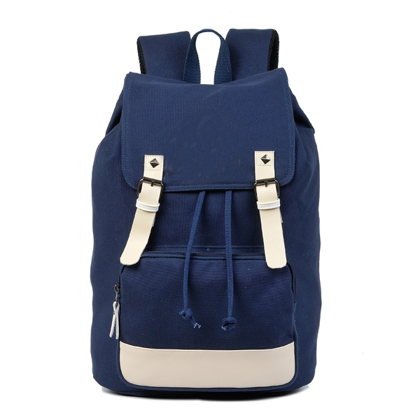 Cool Design Girl Type Canvas Backpack For