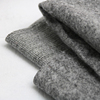 Exported good quality double sided acrylic knitted wool fabric