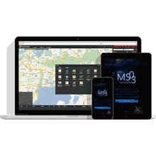 Meitrack vehicle tracking system software for Fleet Management