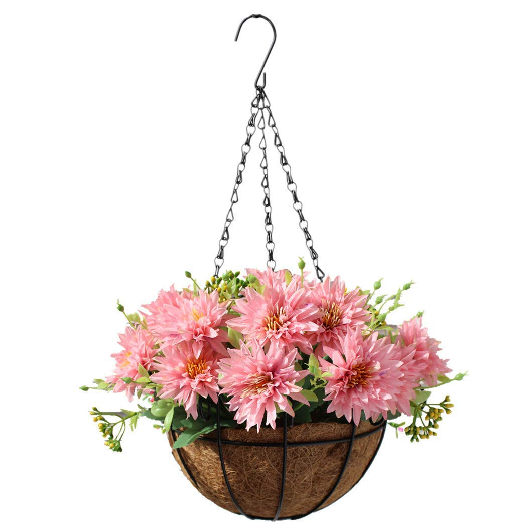 Cheap Artificial Hanging Baskets Flowers Find Artificial Hanging