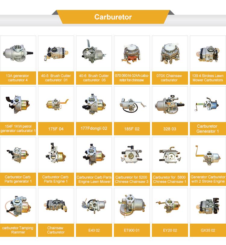 P20 Carburateur Voor Benzine Pomp of Diesel Pomp motor 173F