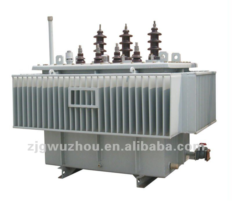 110kV Amorphous Alloy Transformer