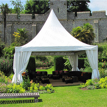 outdoor aluminum alloy cheap small marquee pagoda garden party tent for sale & Outdoor Aluminum Alloy Cheap Small Marquee Pagoda Garden Party ...