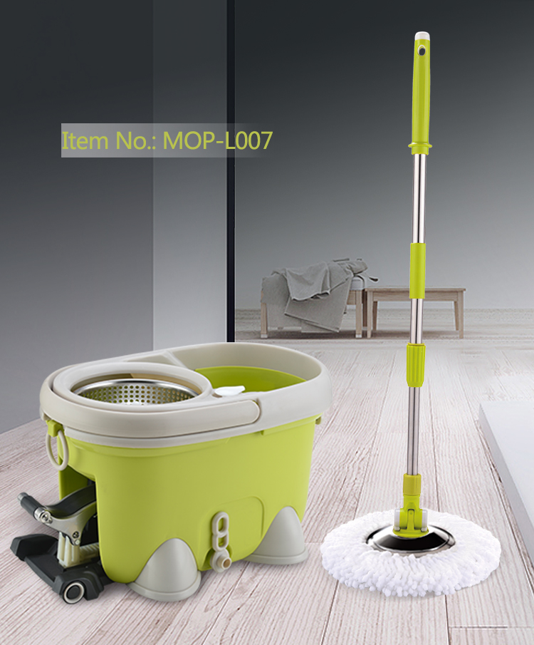 Household Floor 360 Spin Tornado Mop
