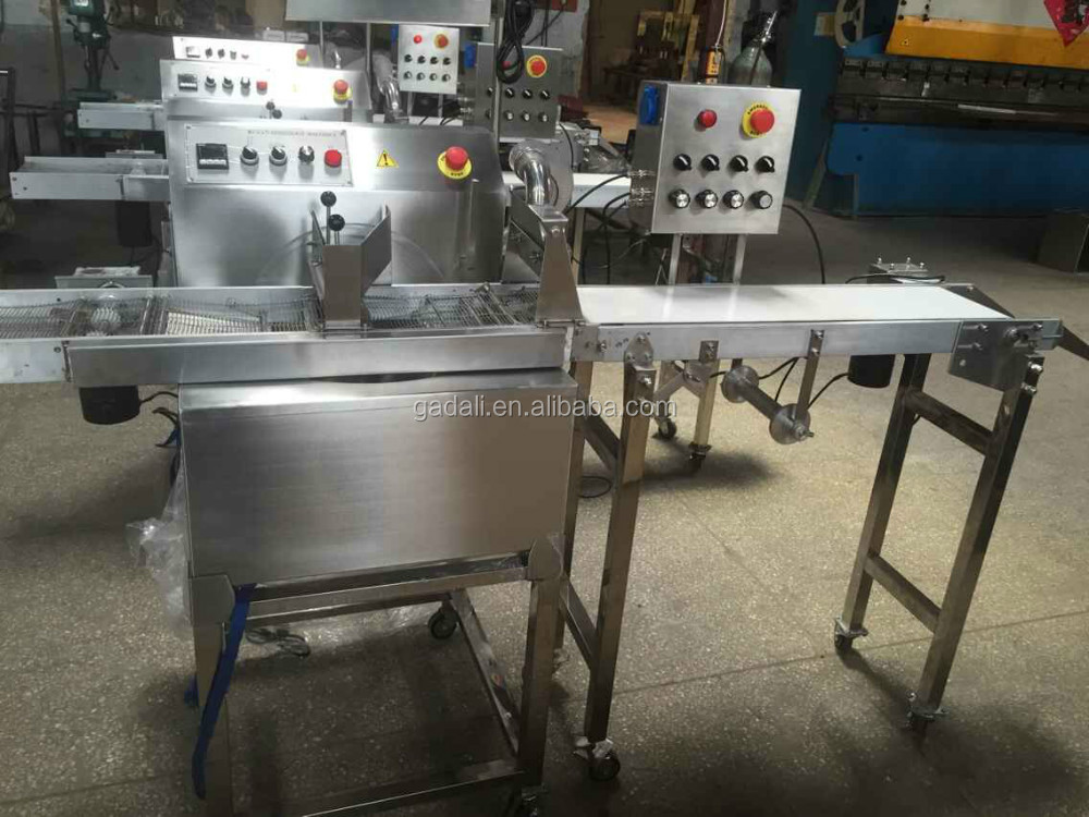 Commercial nuts chocolate peanut coating pan machine for sale, ice cream chocolate coating machine