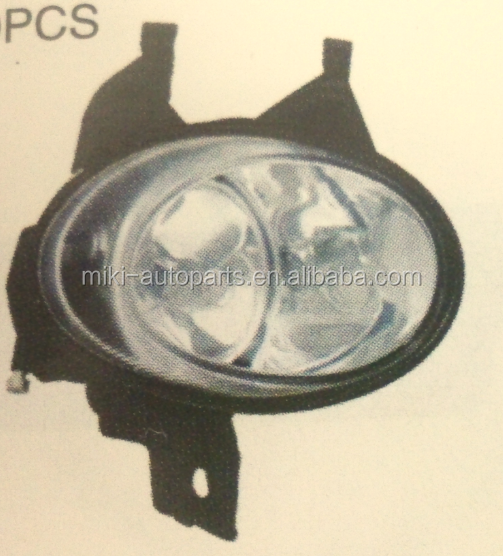 Front Fog Light For PG 206 Accessories