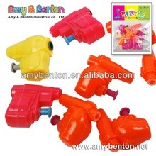 Summer toys hot selling small plastic water gun for kid