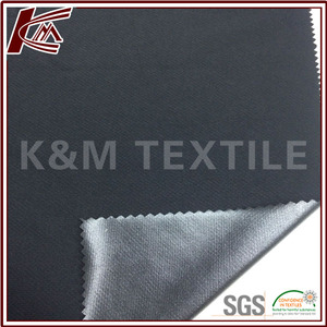 Outdoor Material Bonded with TPU valeman Waterproof 100 Polyester knit fabric