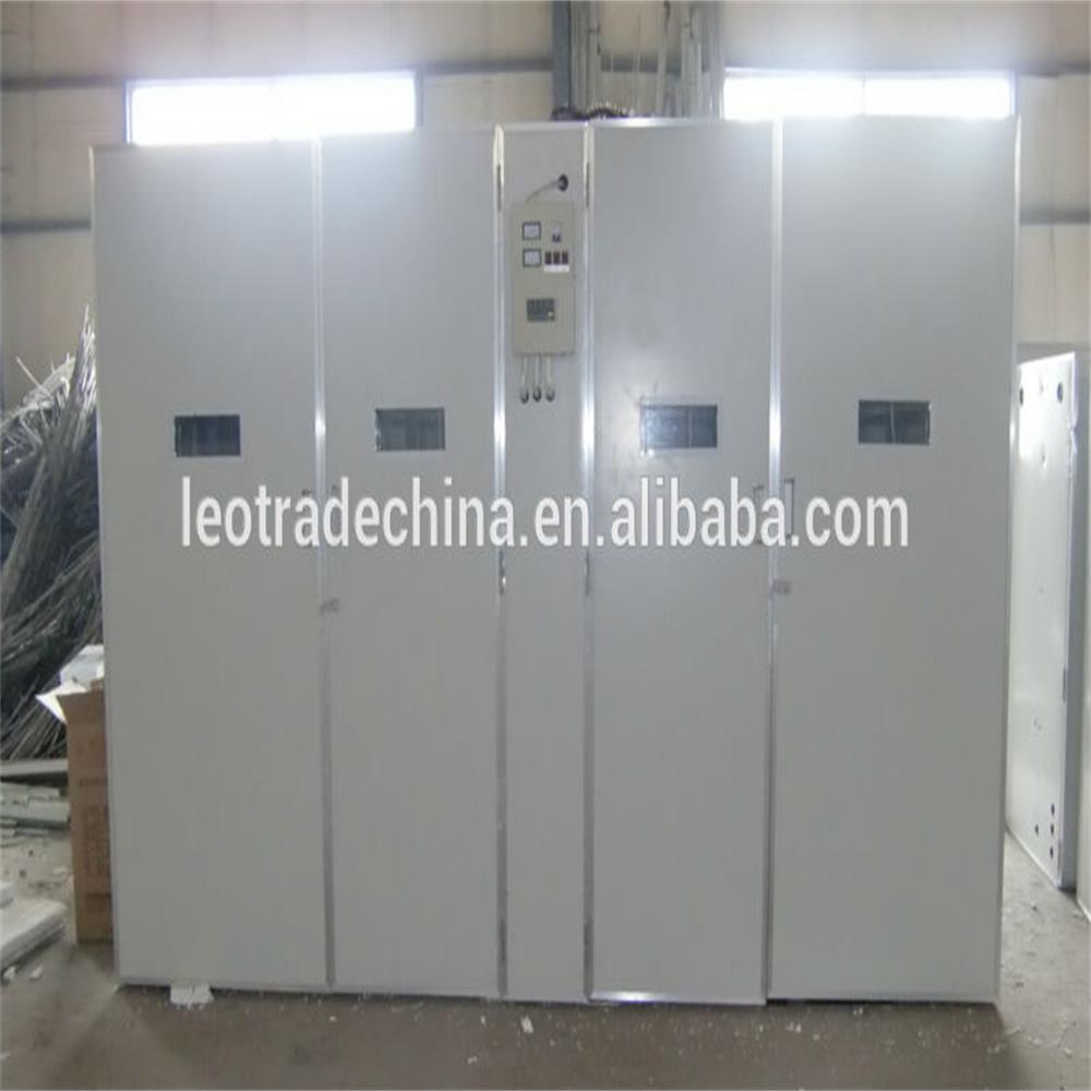 best price automatic industrial egg incubator for 20000 chicken eggs