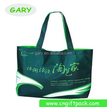 Green Eco Friendly Shopping Bag Promotional for Pottery