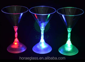 Christmas Occasion and Event & Party Supplies Type LED Light-up Cocktail Glass