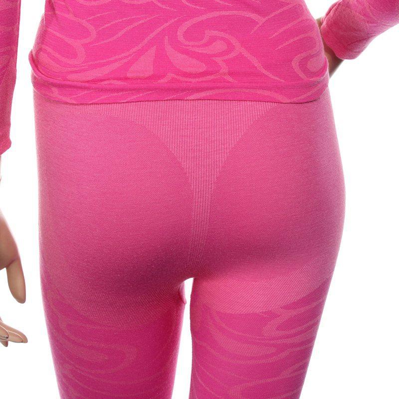 Осень женщины похудения Thermo пижама комплект тело формирователь волна Edge кальсоны тепловой нижнее белье