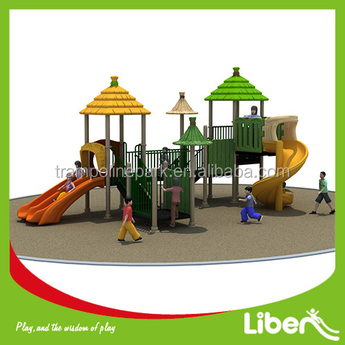 Customize Toddler used commercial playground equipment carousel for sale