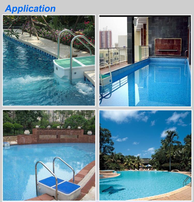 Hot Swimming Pool Compact Equipment