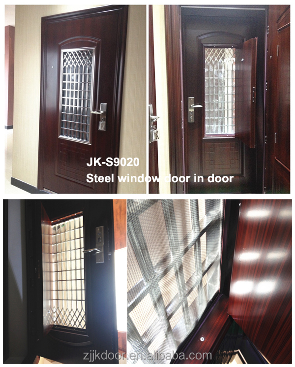 JK S9123 south indian front door designs  used commercial steel doors. Jk s9123 South Indian Front Door Designs  used Commercial Steel