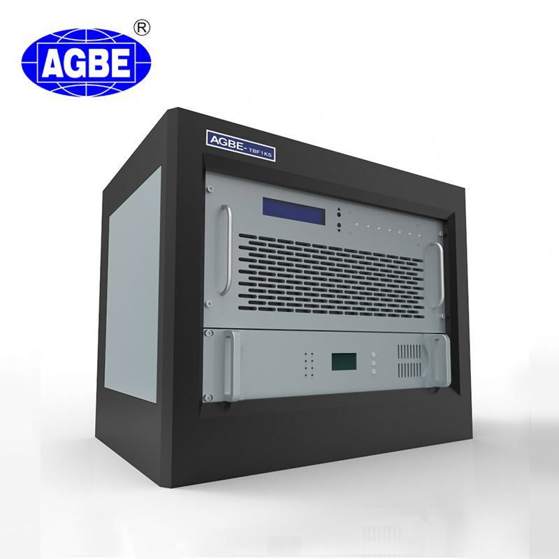 Best service most popular AGBE 10kw fm transmitter