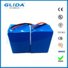OEM/GLIDA rechargeable li-ion battery pack 10s1p 37V 3Ah with PCB protection